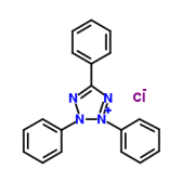 2,3,5-三苯基氯化四氮唑