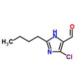 2-Butyl-4-chloro-5-formylimidazole