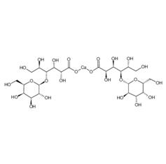 4-O-β-D-吡喃半乳糖基-D-葡萄糖酸 半钙盐 一水合物