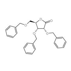 2,3,5-三苄氧基-D-核糖酸-1,4-内酯