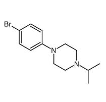 1-(4-bromophenyl)-4-propan-2-ylpiperazine