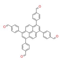 4,4',4'',4'''-(Pyrene-1,3,6,8-tetrayl)tetrabenzaldehyde